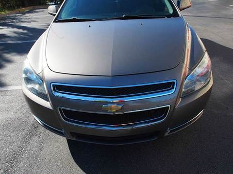 2010 Chevrolet Malibu for sale at Gulf Financial Solutions Inc DBA GFS Autos in Panama City Beach FL
