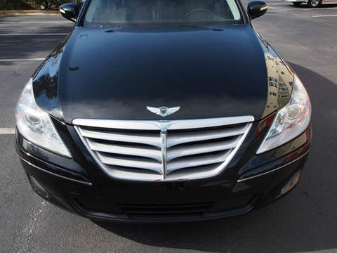 2011 Hyundai Genesis for sale at Gulf Financial Solutions Inc DBA GFS Autos in Panama City Beach FL