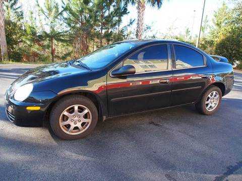 2004 Dodge Neon for sale at Gulf Financial Solutions Inc DBA GFS Autos in Panama City Beach FL