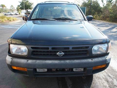 1997 Nissan Pathfinder for sale at Gulf Financial Solutions Inc DBA GFS Autos in Panama City Beach FL