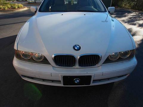 2002 BMW 5 Series for sale at Gulf Financial Solutions Inc DBA GFS Autos in Panama City Beach FL