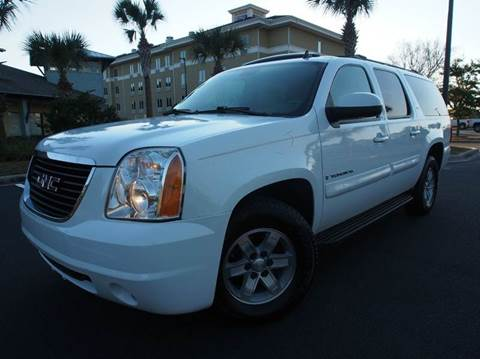 2009 GMC Yukon XL for sale at Gulf Financial Solutions Inc DBA GFS Autos in Panama City Beach FL