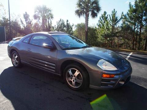 2004 Mitsubishi Eclipse for sale at Gulf Financial Solutions Inc DBA GFS Autos in Panama City Beach FL
