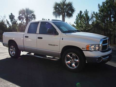 2005 Dodge Ram Pickup 1500 for sale at Gulf Financial Solutions Inc DBA GFS Autos in Panama City Beach FL