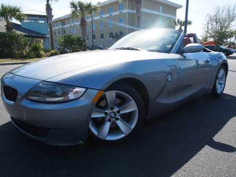 2007 BMW Z4 for sale at Gulf Financial Solutions Inc DBA GFS Autos in Panama City Beach FL