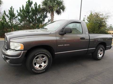 2002 Dodge Ram Pickup 1500 for sale at Gulf Financial Solutions Inc DBA GFS Autos in Panama City Beach FL