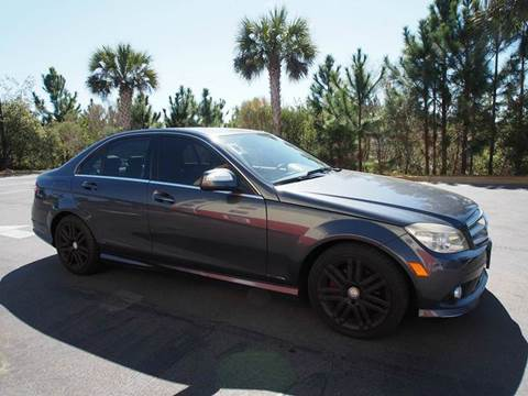 2008 Mercedes-Benz C-Class for sale at Gulf Financial Solutions Inc DBA GFS Autos in Panama City Beach FL