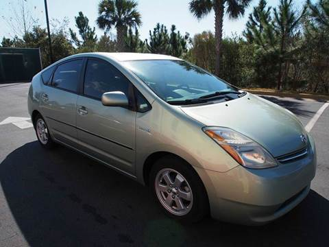 2007 Toyota Prius for sale at Gulf Financial Solutions Inc DBA GFS Autos in Panama City Beach FL