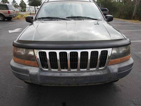 2000 Jeep Grand Cherokee for sale at Gulf Financial Solutions Inc DBA GFS Autos in Panama City Beach FL