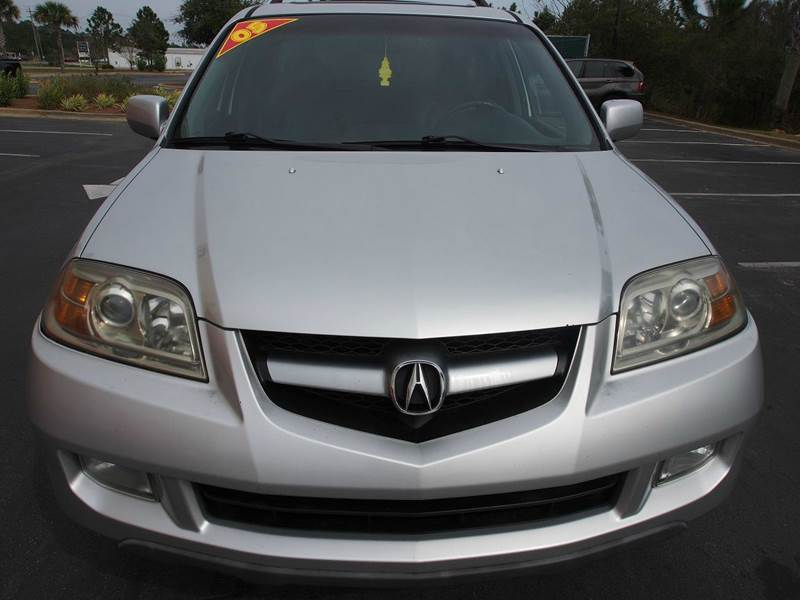 2005 Acura MDX for sale at Gulf Financial Solutions Inc DBA GFS Autos in Panama City Beach FL
