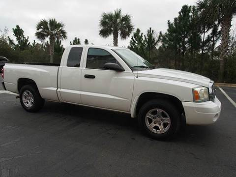 2006 Dodge Dakota for sale at Gulf Financial Solutions Inc DBA GFS Autos in Panama City Beach FL