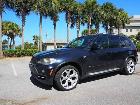 2008 BMW X5 for sale at Gulf Financial Solutions Inc DBA GFS Autos in Panama City Beach FL