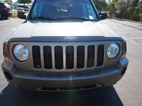 2008 Jeep Patriot for sale at Gulf Financial Solutions Inc DBA GFS Autos in Panama City Beach FL