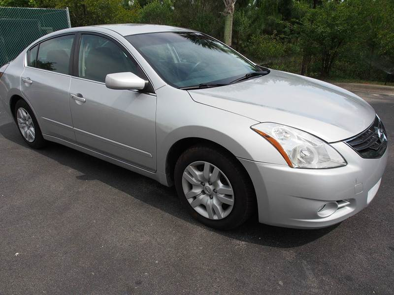 2011 Nissan Altima 25 S 4dr Sedan In Panama City Beach Fl Gulf