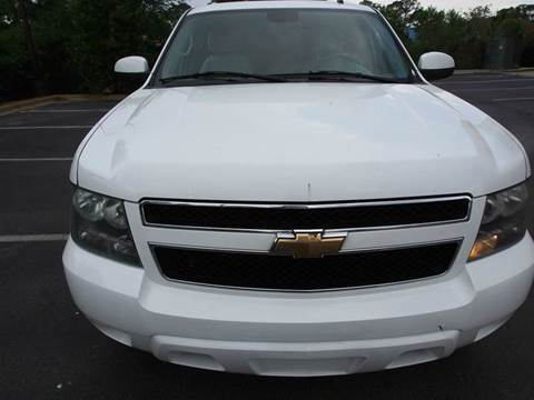 2007 Chevrolet Suburban for sale at Gulf Financial Solutions Inc DBA GFS Autos in Panama City Beach FL