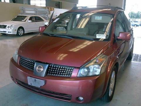 2004 Nissan Quest for sale at Gulf Financial Solutions Inc DBA GFS Autos in Panama City Beach FL