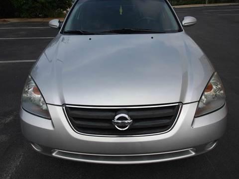 2002 Nissan Altima for sale at Gulf Financial Solutions Inc DBA GFS Autos in Panama City Beach FL