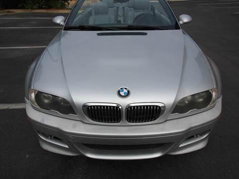 2003 BMW M3 for sale at Gulf Financial Solutions Inc DBA GFS Autos in Panama City Beach FL