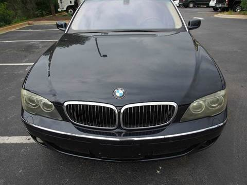 2006 BMW 7 Series for sale at Gulf Financial Solutions Inc DBA GFS Autos in Panama City Beach FL