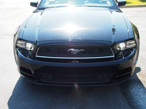 2014 Ford Mustang for sale at Gulf Financial Solutions Inc DBA GFS Autos in Panama City Beach FL