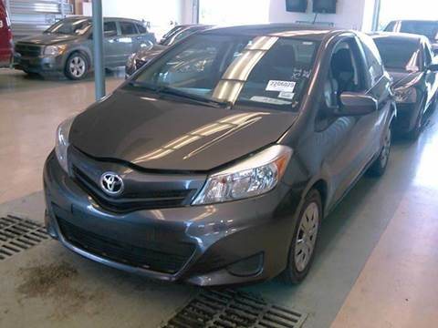 2012 Toyota Yaris for sale at Gulf Financial Solutions Inc DBA GFS Autos in Panama City Beach FL