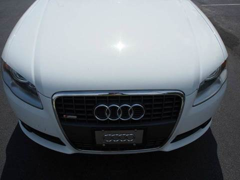 2009 Audi A4 for sale at Gulf Financial Solutions Inc DBA GFS Autos in Panama City Beach FL