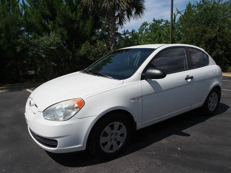 2008 Hyundai Accent GS 2dr Hatchback   Panama City Beach FL