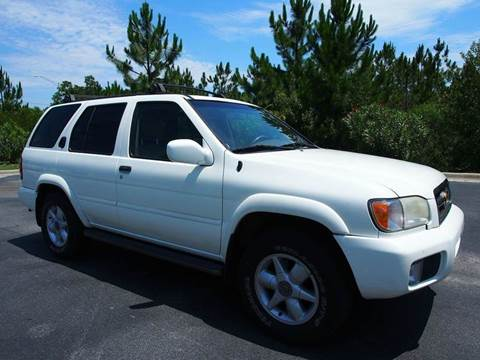 2000 Nissan Pathfinder for sale at Gulf Financial Solutions Inc DBA GFS Autos in Panama City Beach FL