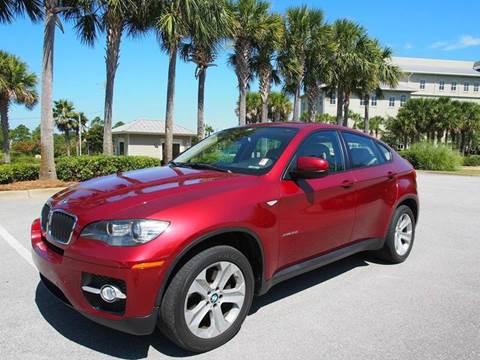 2009 BMW X6 for sale at Gulf Financial Solutions Inc DBA GFS Autos in Panama City Beach FL