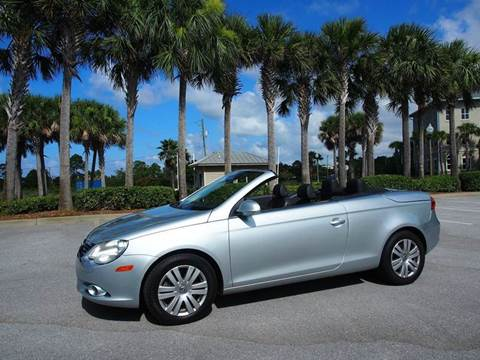 2007 Volkswagen Eos for sale at Gulf Financial Solutions Inc DBA GFS Autos in Panama City Beach FL