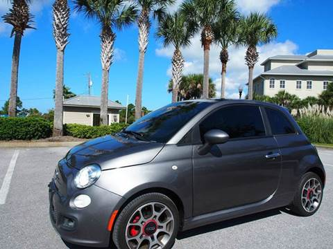 2012 FIAT 500 for sale at Gulf Financial Solutions Inc DBA GFS Autos in Panama City Beach FL