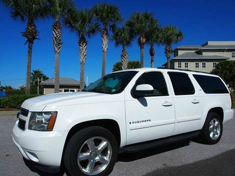 2007 Chevrolet Suburban for sale at Gulf Financial Solutions Inc DBA GFS Autos in Panama City Beach FL