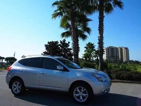 2009 Nissan Rogue for sale at Gulf Financial Solutions Inc DBA GFS Autos in Panama City Beach FL