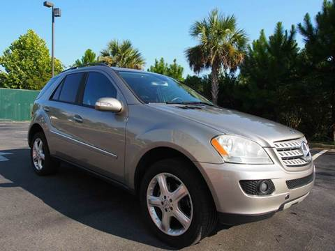 2006 Mercedes-Benz M-Class for sale at Gulf Financial Solutions Inc DBA GFS Autos in Panama City Beach FL