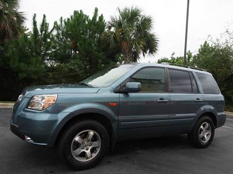 2006 Honda Pilot for sale at Gulf Financial Solutions Inc DBA GFS Autos in Panama City Beach FL