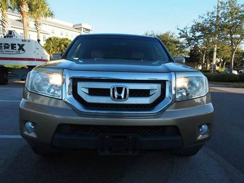 2009 Honda Pilot for sale at Gulf Financial Solutions Inc DBA GFS Autos in Panama City Beach FL