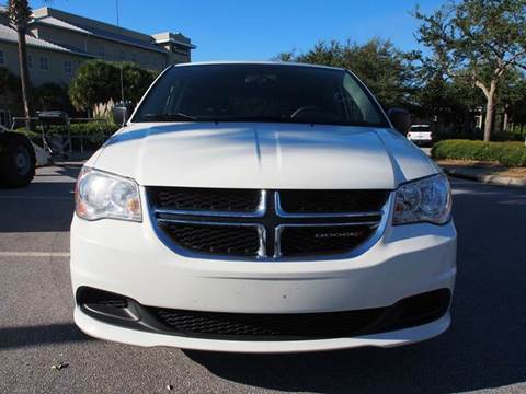 2013 Dodge Grand Caravan for sale at Gulf Financial Solutions Inc DBA GFS Autos in Panama City Beach FL