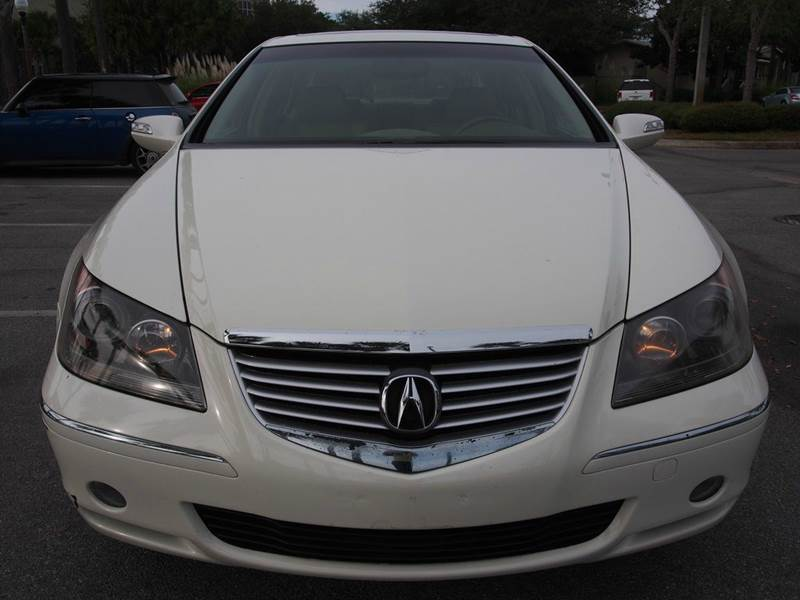 2007 Acura RL for sale at Gulf Financial Solutions Inc DBA GFS Autos in Panama City Beach FL