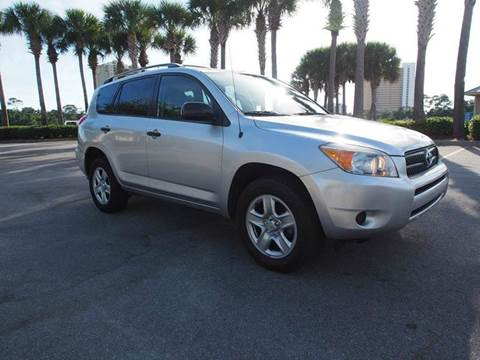 2008 Toyota RAV4 for sale at Gulf Financial Solutions Inc DBA GFS Autos in Panama City Beach FL