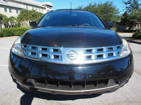 2003 Nissan Murano for sale at Gulf Financial Solutions Inc DBA GFS Autos in Panama City Beach FL