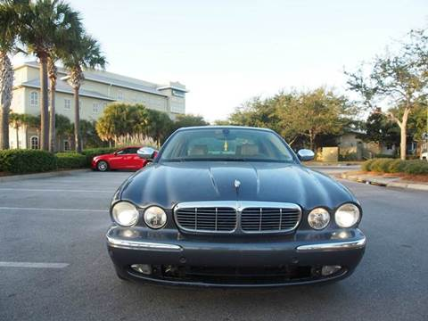 2005 Jaguar XJ-Series for sale at Gulf Financial Solutions Inc DBA GFS Autos in Panama City Beach FL