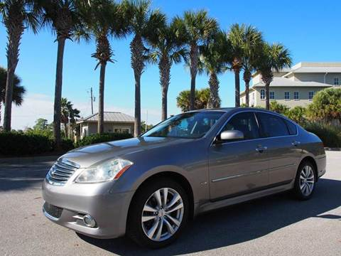 2008 Infiniti M35 for sale at Gulf Financial Solutions Inc DBA GFS Autos in Panama City Beach FL