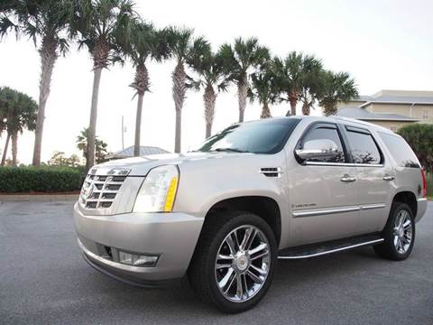 2007 Cadillac Escalade for sale at Gulf Financial Solutions Inc DBA GFS Autos in Panama City Beach FL