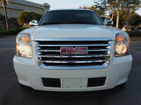 2008 GMC Yukon for sale at Gulf Financial Solutions Inc DBA GFS Autos in Panama City Beach FL
