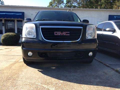 2008 GMC Yukon XL for sale at Gulf Financial Solutions Inc DBA GFS Autos in Panama City Beach FL