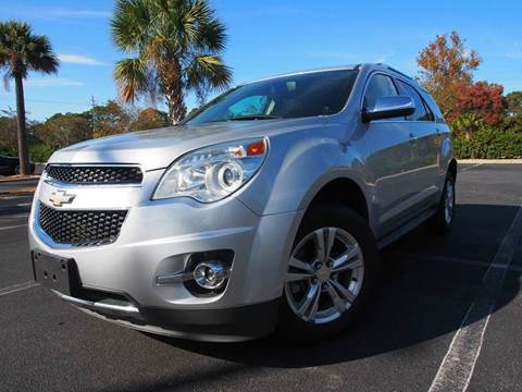 2011 Chevrolet Equinox for sale at Gulf Financial Solutions Inc DBA GFS Autos in Panama City Beach FL