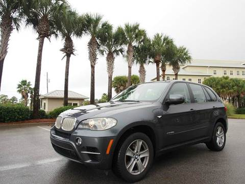 2011 BMW X5 for sale at Gulf Financial Solutions Inc DBA GFS Autos in Panama City Beach FL