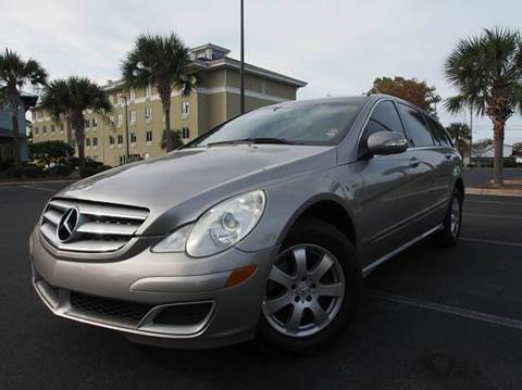 2007 Mercedes-Benz R-Class for sale at Gulf Financial Solutions Inc DBA GFS Autos in Panama City Beach FL