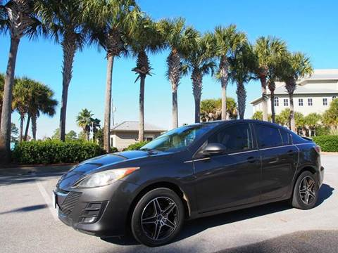 2010 Mazda MAZDA3 for sale at Gulf Financial Solutions Inc DBA GFS Autos in Panama City Beach FL