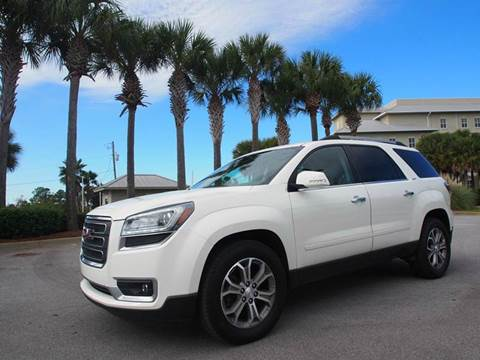 2014 GMC Acadia for sale at Gulf Financial Solutions Inc DBA GFS Autos in Panama City Beach FL